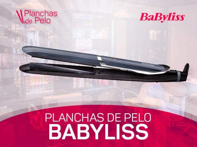 mejores planchas para el cabello Babyliss