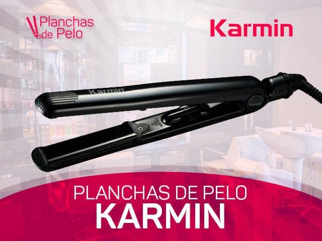 mejores planchas para el cabello Karmin