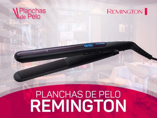 mejores planchas para el cabello Remington