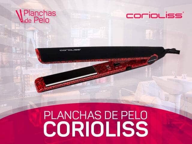 mejores planchas para el cabello Corioliss
