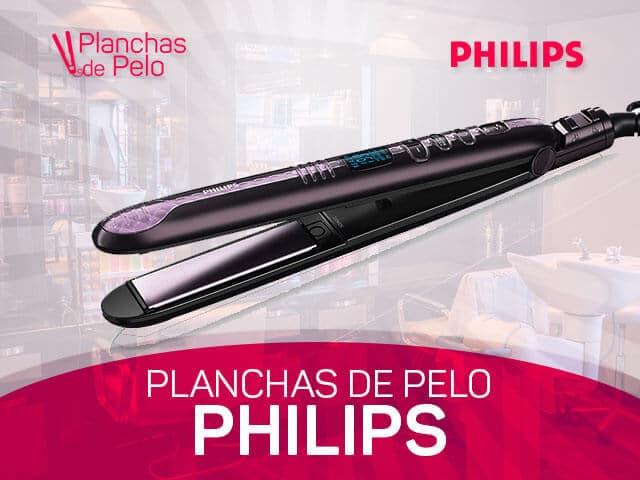 mejores planchas para el cabello Philips