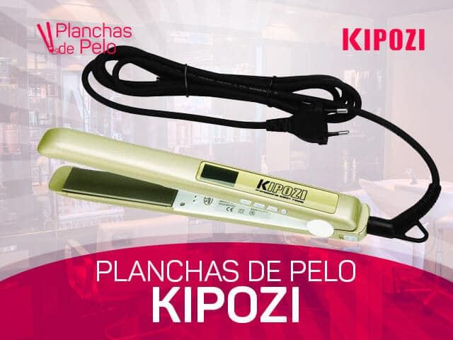 mejores planchas para el cabello kipozi