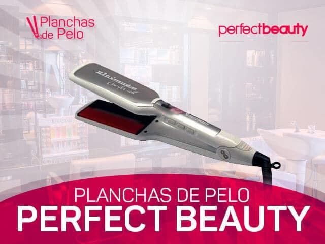 mejores planchas para el cabello perfect beauty