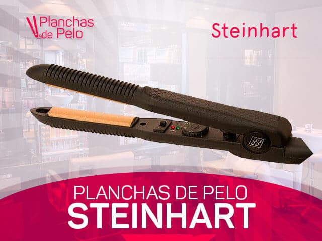 mejores planchas para el cabello steinhart